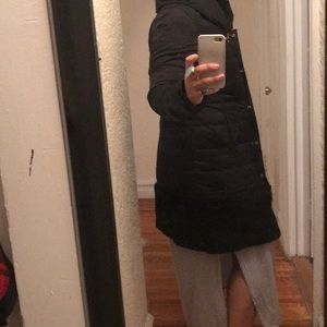 Elie Tahari Jackets & Coats - Down coat with genuine rabbit fur